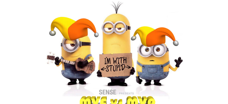 Minion MVE not stupid MVP Minions